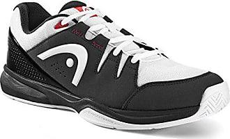de Head BKWH42 Chaussures Mixte EU AdulteNoirBlack White Squash 8NnXZk0wPO