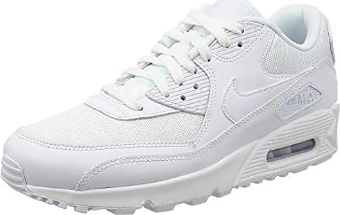 authentic quality buy best another chance Nike Herren AIR MAX 90 Essential Low-Top, Weiß White), 47.5 ...