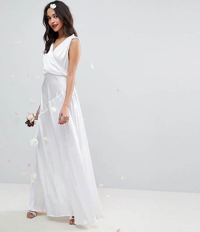 Dein perfektes Kleid für eine Strandhochzeit   Stylight