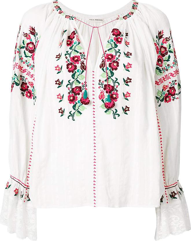 f4772e5e9b7e Alle Jahre wieder! Folklore Blusen sind ein wahrer Evergreen | Stylight