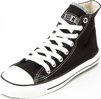 Sneaker Hi Cut Classic, schwarz