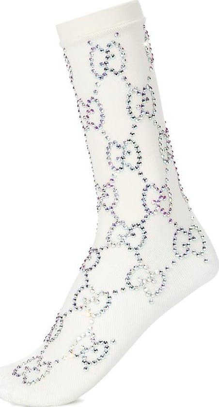 size 40 exquisite style cost charm In or out : les chaussettes à paillettes Gucci de Rihanna ...