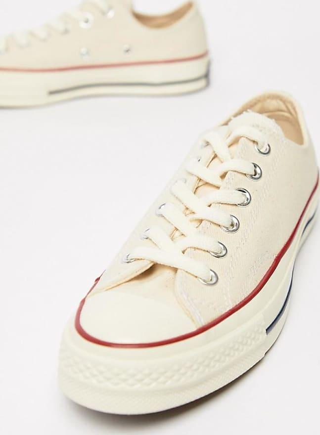 Chuck 70 Ox - Sneaker in Creme-Cremeweiß