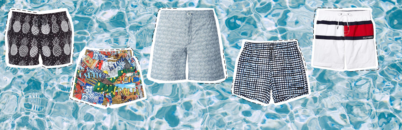 Summer 2020: The best swimwear for men