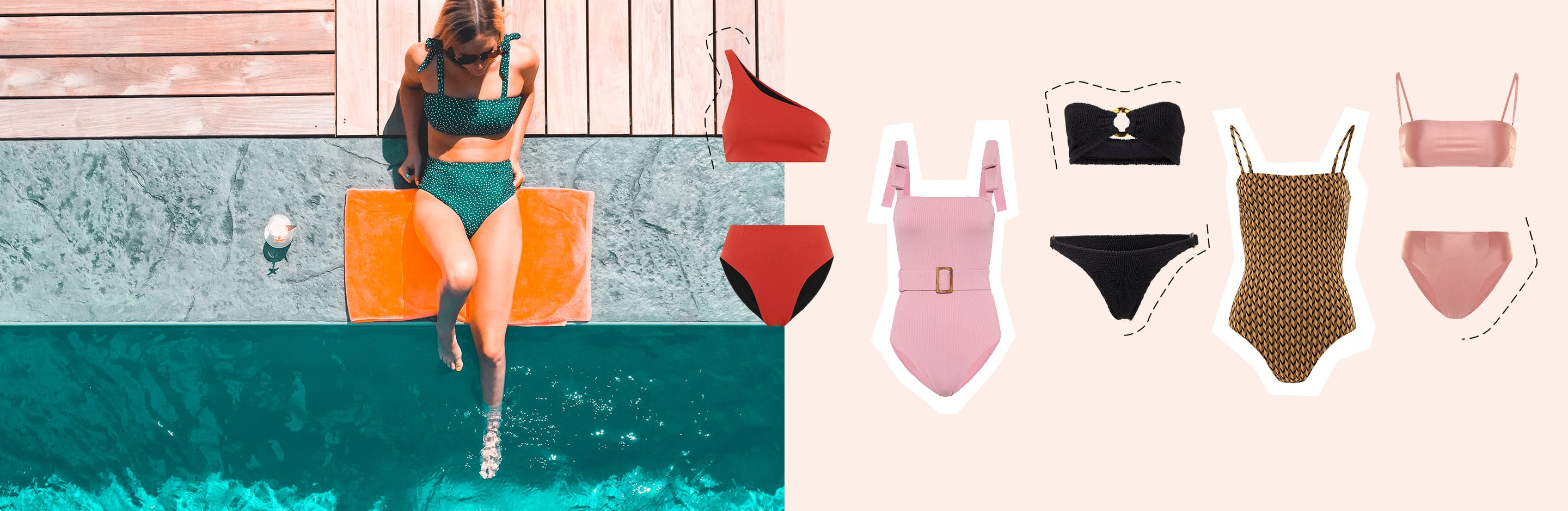 Style guide: The best swimsuit for your body type