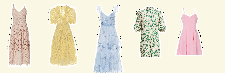 ¡Descubre todos los vestidos de verano en rebajas!