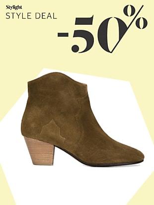 Profitez vite du Style Deal du moment   les bottines Isabel Marant à -50% ! 937d33359eb1