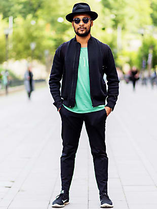 Lässiges Männer-Outfit  So gelingt der coole Streetstyle a1ed2fcb1c