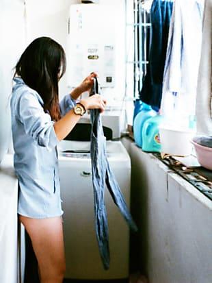 haare waschen nur mit conditioner geht das stylight. Black Bedroom Furniture Sets. Home Design Ideas