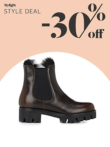 d201a21356b Your Style Deal: Prada Boots -30% Off At Barneys New York | Stylight