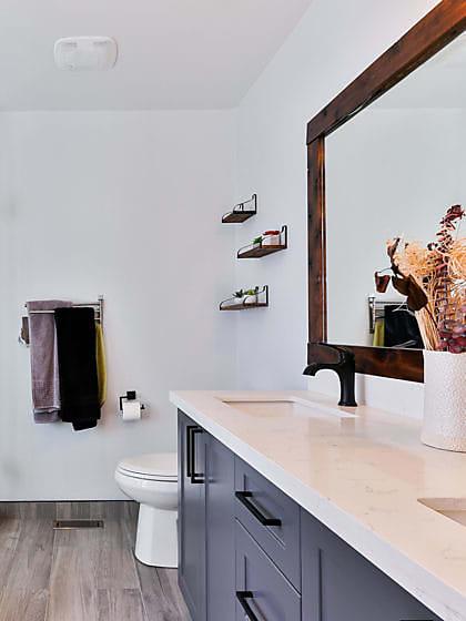 10 Praktische Ikea Hacks Fur Dein Badezimmer Stylight