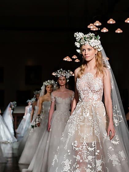 6faeebdbb2a1 Questi sono i 5 maggiori trend abiti da sposa per il 2019