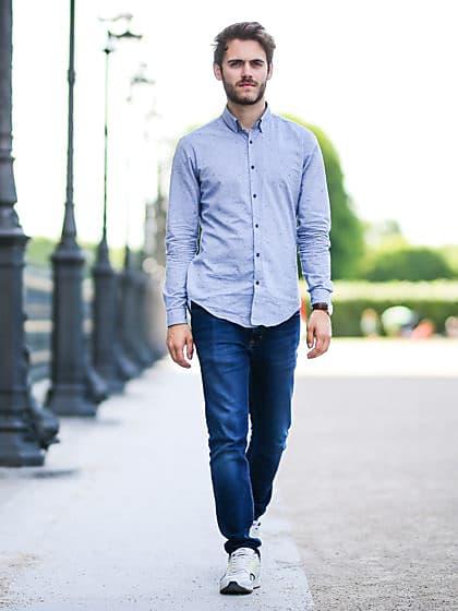 Jeans für Männer: Diese verschiedenen Schnitte gibt es