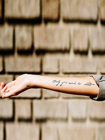 Tattoo Sprüche 120 Inspirationen Für Dein Nächstes Tattoo