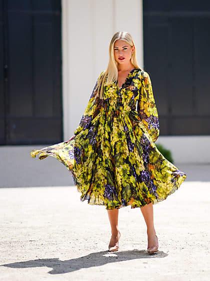 Diese Kleider Stehen Kleinen Frauen Am Besten Stylight