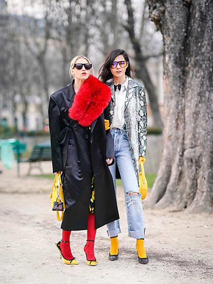Pantaloni e moda inverno 2018: ad ognuna il suo stile