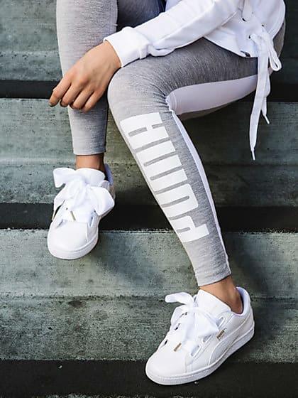 Puma Schuhe Damen Mit Schleife