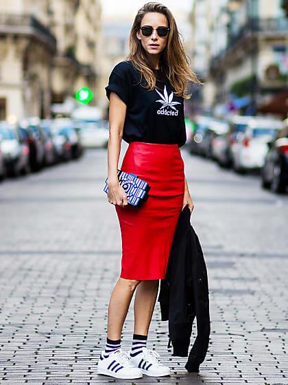 outlet store 8206e 976a1 Bleistiftrock kombinieren » Die schönsten Pencil Skirt-Looks ...