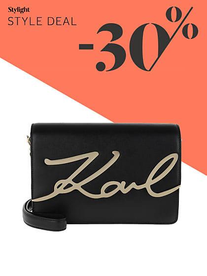 Style Deal du moment   sacs Karl Lagerfeld à -30%   Stylight 6dc99ea547dd