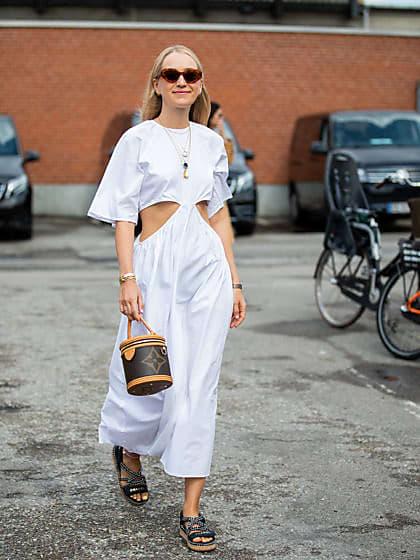 Regole di stile: quando possiamo indossare un abito lungo