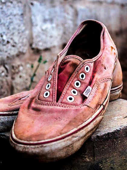 Heb dich durch personalisierte Sneaker von der Masse ab