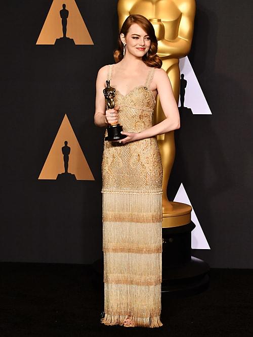 Oscar Die Schönsten Kleider Die Oscar 2017Stylight Schönsten dxBerCo