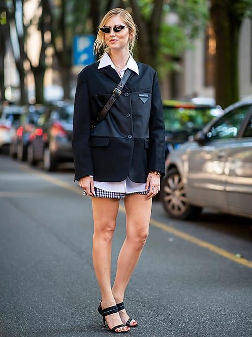 Outfit Chiara Gibt's In Star Dieses GünstigStylight Von Ferragni 3L5RA4j