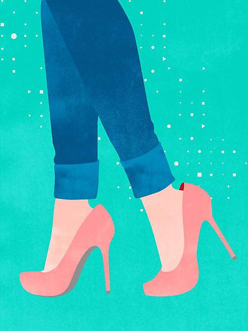 Chaussures Les Stylight À Taille Grandes Trop Comment Sa Ajuster aCqTan
