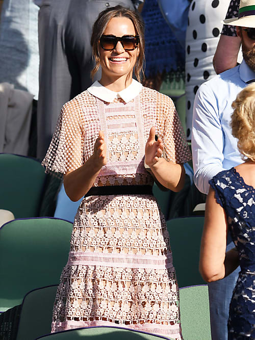 Pippa vs Kate: Styleduell in Wimbledon | Stylight