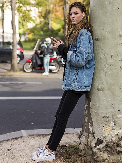come abbinare una giacca di jeans uomo