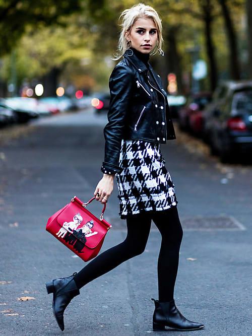 san francisco e878e b6508 Come indossare la minigonna in inverno - Stylight | Stylight