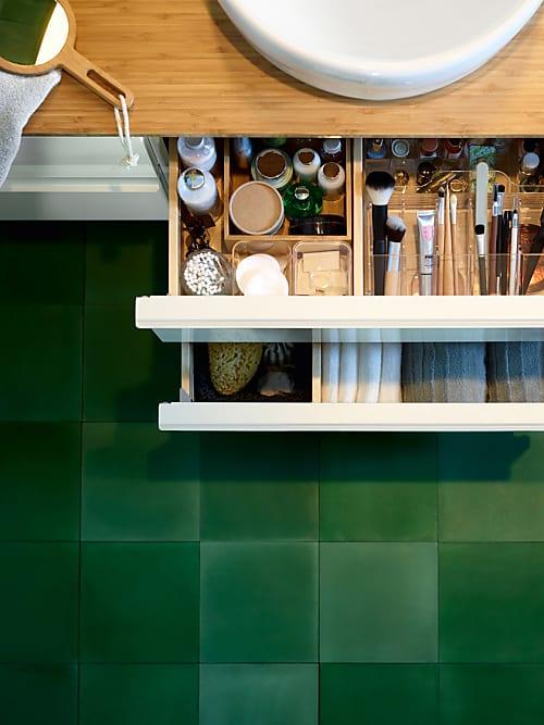 10 praktische IKEA Hacks für dein Badezimmer | Stylight