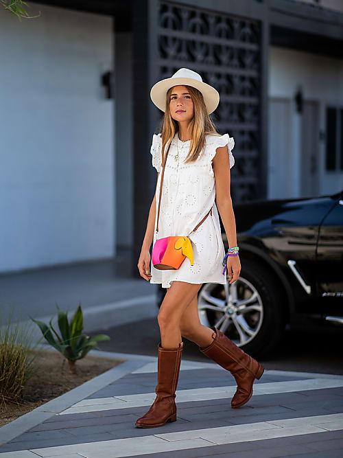 size 40 adb26 759b2 25 favolosi abiti bianchi di pizzo per i tuoi look estivi ...