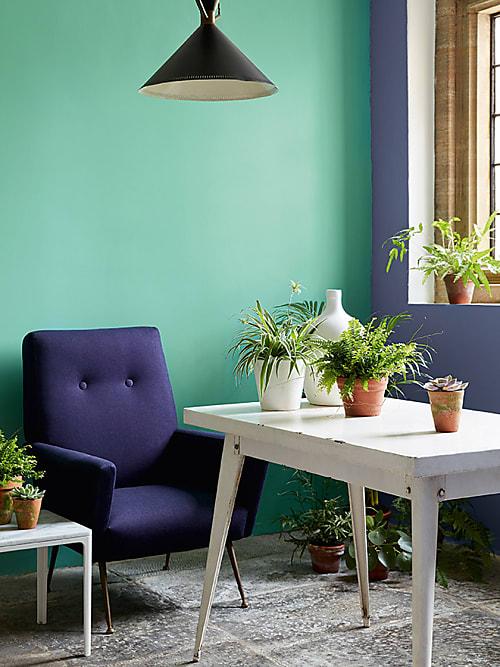 Wandfarben Kombinieren Tipps Fur Die Wandgestaltung Stylight