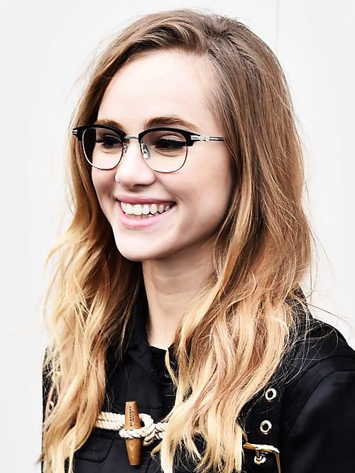 frisuren damen mit brille