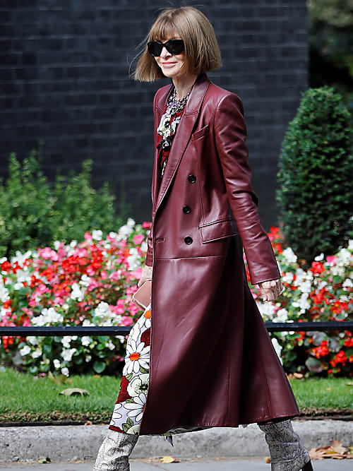 163668ccc7d Anna Wintour Says You Can't Wear THIS In The Fall | Stylight