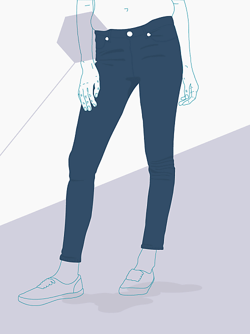 81df722d9 Como resolver os problemas mais irritantes das calças jeans   Stylight
