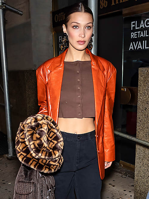 Would you wear this '90s-inspired trend Bella Hadid loves? | Stylight