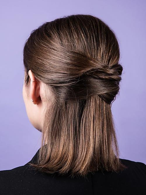 Schnelle frisuren fur lange dunne haare