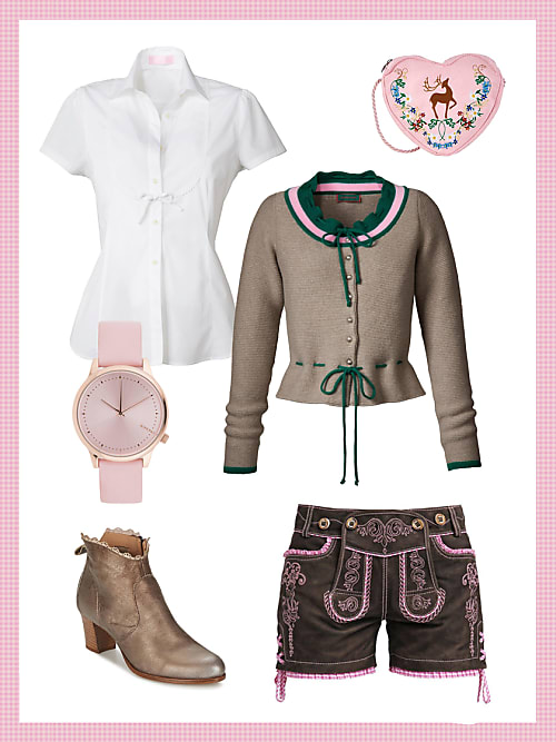 5 outfit alternativen zum dirndl stylight. Black Bedroom Furniture Sets. Home Design Ideas