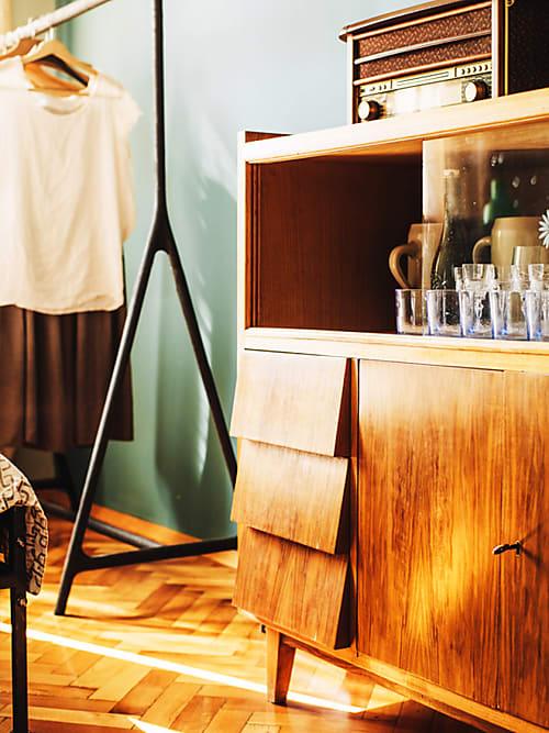 Vintage Wohnen Die Besten Tipps Und Möbel Stylight