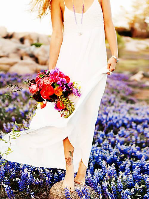 Hippie Hochzeit 10 Ultimative Ideen Fur Deinen Grossen Tag Stylight