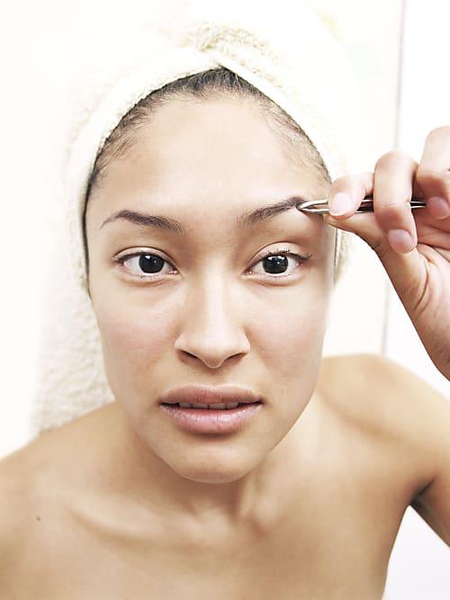 Augenbrauen Zupfen Alle Methoden Im überblick Stylight
