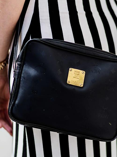 Die schönsten schwarzen MCM Taschen | Stylight