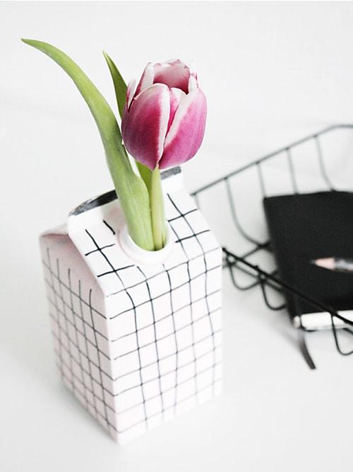 Schnell Einfach Coole Diy Vasen Ideen Zum Nachmachen Stylight