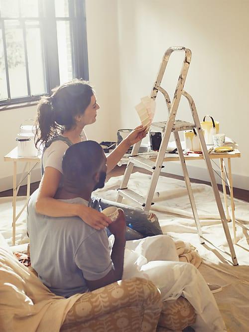 Gut vs. schlecht: Die wichtigsten Wandfarben-Tipps | Stylight