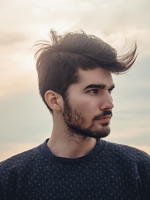 Männern vollbart bei Bart &