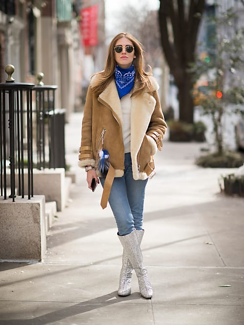 lowest price 8e7fb a7685 Shearling trend: Il ritorno della giacca di montone | Stylight