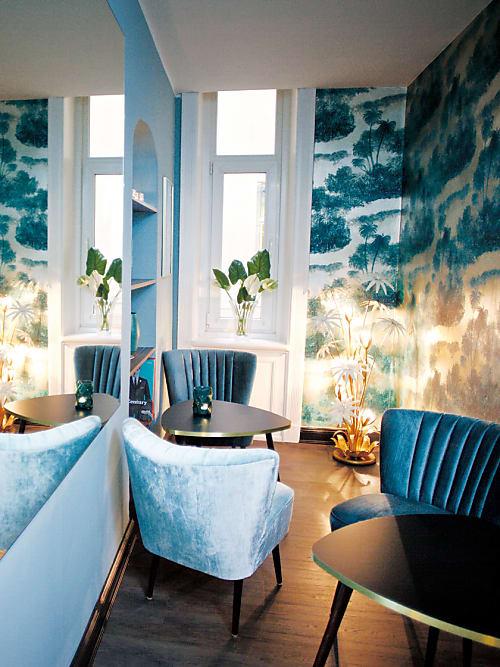 Fritz Im Pyjama So Cool Ist Das Hamburger Hotel Eingerichtet