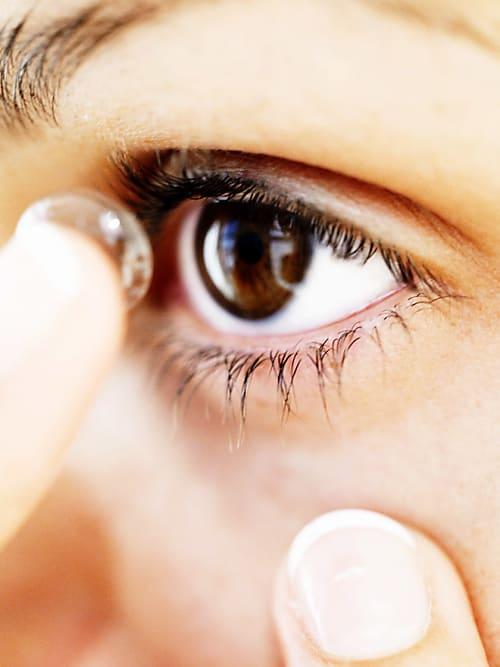 Aussehen farbige echt kontaktlinsen die Trend: Farbige